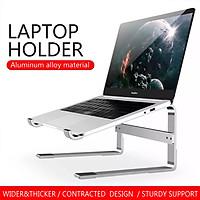 VINETTEAM Giá Đỡ Máy Tính Laptop Macbook Stand Hợp Kim Nhôm Cao Cấp Giúp Tản Nhiệt Có Thể Tháo Rời Đế Giữ Máy Tính Xách Tay - Hàng Chính Hãng