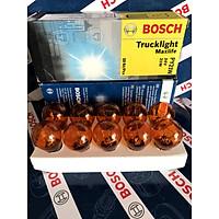 Bóng đèn Bosch. PY21W 24V 21W Hộp 10 bóng đèn tín hiệu xi nhan sau , đèn tín hiệu xi nhan trước