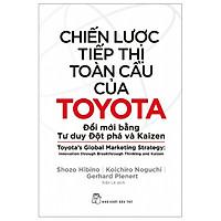 Chiến Lược Tiếp Thị Toàn Cầu Của Toyota