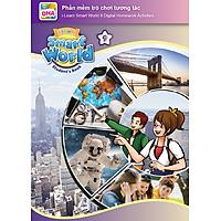 i-Learn Smart World 9 Phần mềm trò chơi tương tác