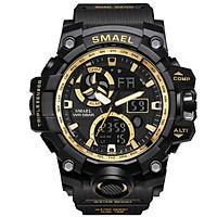 SMAEL Fashion Sports Electronic Watch Male Student Multifunctional Waterproof Watch 1545c