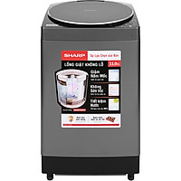 Máy giặt Sharp 11 kg ES-W110HV-S - Chỉ giao Cần Thơ