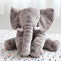 Gối mền voi loại lớn 3 trong 1