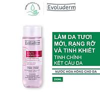 Lotion làm sạch da Evoluderm chứa Kẽm 200ml - 17320