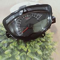 Đồng Hồ Xe Máy Điện Tử, Đồng hồ điện tử gắn SIRIUS - EXCITER 2010 có thể đổi màu và báo giờ