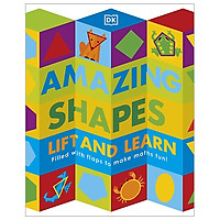 Amazing Shapes: Filled With Flaps To Make Maths Fun!