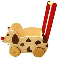 Xe Chó Chở Đồ Chơi Mk - Đồ chơi gỗ