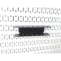 Giá tu vít Pegboard - Giá treo bằng thép sơn tĩnh điện - Phụ kiện móc treo dụng cụ Pegboard