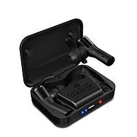 Tai nghe bluetooth earbuds true wireless HUKEY H1 Pro không dây hoàn toàn Bluetooth 5.0 - Siêu bass - Qualcomm - Chính hãng
