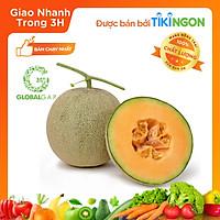 [Chỉ giao HN] - Dưa lưới Việt GAP (1.3kg - 1.6kg) - được bán bởi TikiNGON - Giao nhanh 3H