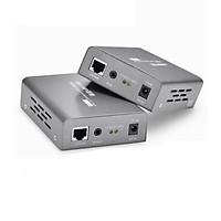 Bộ kéo dài HDMI 100m thông qua cáp mạng CAT5E,CAT6 Ugreen 40210 Hàng chính hãng