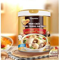 Bột Nêm Đông Trùng Hạ Thảo Thịt Gà Nấm Hương Tỏi Đen giúp hỗ trợ chế biến nhiều loại món ăn khác nhau