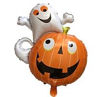 Bong bóng ma bí ngô trang trí Halloween