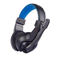 Tai nghe chụp tai Game thủ G1 có mic thoại, dùng tốt cho máy tính và điện thoại, có cáp chuyển dành cho điện thoại