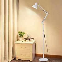 Đèn Cây Đứng Cao Cấp D220 - 2 mét,  Đèn Đọc Sách, Đèn Trang Trí + Tặng Kèm Bóng LED.