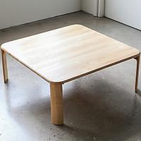 Bàn Trà - Bàn Sofa Gỗ C Table Size L Nội Thất Kiểu Hàn BEYOURs - Gỗ Tự Nhiên