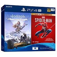 Máy chơi game PS4 Pro OM Bundle 2 CUH-7218B OM2 - Hàng Chính Hãng