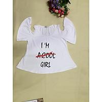 Áo nữ i'm girl