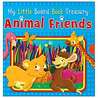 My Little Board Book Treasury - Animal Friends