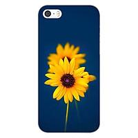 Ốp lưng dẻo cho điện thoại Apple iPhone 5 / 5s _0340 SUNFLOWER07