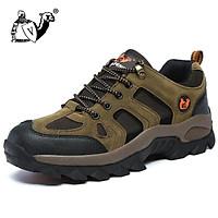 Giày Thể Thao Leo Núi Chống Thấm Nước Chống Trượt Cho Nam Và Nữ giày dép nam trung niên 40 tuổi