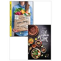 Combo Tuyệt Đỉnh Món Chay + Về Nhà Ăn Cơm (Bộ 2 Cuốn)