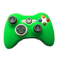 Bao Silicon Tay cầm Chơi Game Microsoft Xbox 360 Chất Lượng Tốt ( giao màu ngẫu nhiên )