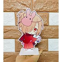Standee tượng mô hình ToiletBound Hanako kun