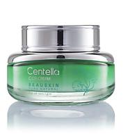 Kem hỗ trợ trị mụn hỗ trợ trị thâm và tái tạo da Beauskin Centella Cica Cream (50g)