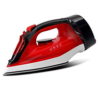 Electric Iron Ceramic Plate Steam Iron Vertical Steamer With Retractable Cord For Clothes EU Plug