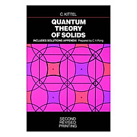 Quantum Theory Of Solids