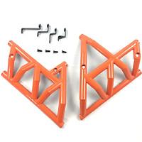 Ốp sườn dành cho xe Winner bảo vệ lốc máy (màu cam)