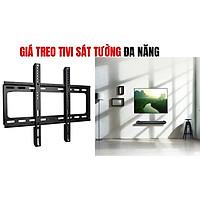 Giá treo dành cho tivi màn hình LCD thẳng sát tường cho tivi từ 19inch- 70 inch dày dặn,cao cấp