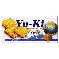 Bánh quy nhân kem socola Yu-Ki 150g