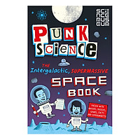 Punk Science: Intergalactic Supermassive Space Book