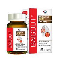 Viên Uống Hỗ Trợ Điều Trị Bệnh Gout Baigout