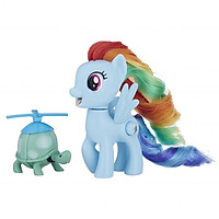 Rainbow Dash và người bạn bé nhỏ MY LITTLE PONY E2567/E0186