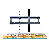 Khung treo tivi - Kệ tivi treo tường - Giá treo tivi áp tường cao cấp C65T 39 - 65 inch (Đen )