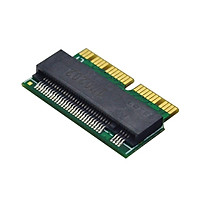 NVMe PCIe M.2 M Key SSD Adapter Card Expansion Card for Macbook Air 2013 2014 2015 New Computer Cables Connectors