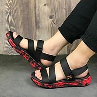 Giày sandal nam siêu nhẹ hiệu MOL thích hợp mang đi học MS2B2