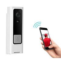 Chuông hình không dây kết nối điện thoại L3 ( Giúp quan sát và giao tiếp trực tiếp với khách bấm chuông bên ngoài )