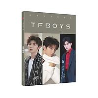 Album ảnh photobook in hình TFBOYS MẪU 2021 album ảnh tặng kèm poster tập ảnh quà tặng xinh xắn idol (MẪU GIAO NGẪU NHIÊN)