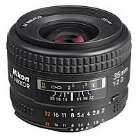 Ống Kính Nikon 35 AF F2 D (Đen) - Hàng Nhập Khẩu