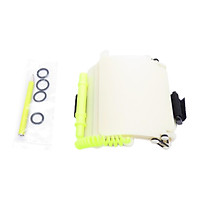Diving Notebook Glow In the Dark Log Book 12x5cm Diving Journal Notebooks