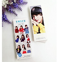 Set bookmark TWICE có nhiều mẫu
