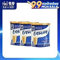 Combo 3 hộp Sữa bột Ensure Powder Vanille-Geschmask 400g - Nhập khẩu Đức