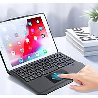 Bao da iPad Air 3 kèm bàn phím bluetooth có bàn di chuột Magic Keyboard TouchPad chính hãng Ducis