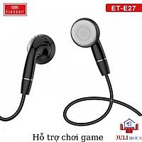 Tai Nghe Nhét Tai Dùng Cho Các Dòng Điện Thoại OPPO, Jack cắm 3.5mm, âm thanh tốt, hỗ trợ âm thanh game, Hàng chính hãng