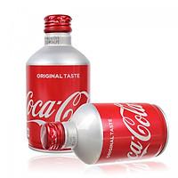 Coca Cola tuoi dạng chai vặn nắp (300ml) - Hàng nội địa Nhật