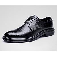 Giày da thật nam công sở, giày da thật đế mềm thoáng khí - Mã 36800